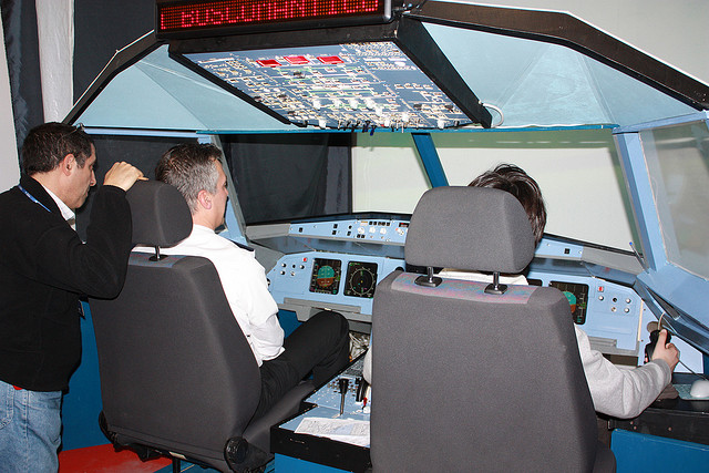 Flight Simulator Show – Verona 2010