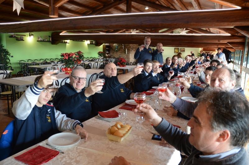 Sede PVI Milano: pranzo di Natale
